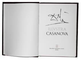 Salvador Dali - Dali Illustrates Casanova