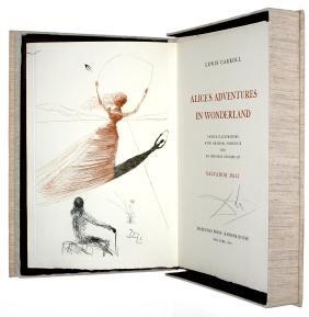 Salvador Dali - Alice's Adventures in Wonderland