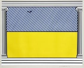 Roy Lichtenstein - Liberte