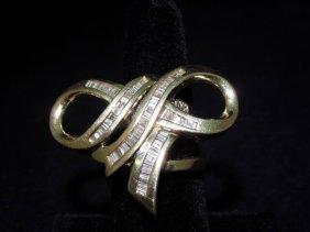 22: 14kyg Diamond Fashion Ring