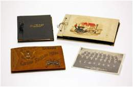 WWII Soldiers' Scrapbooks During Service