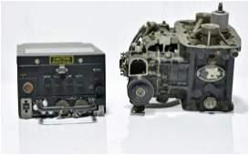 WWII U.S. Military Carburetor Cutaway and Main Lift