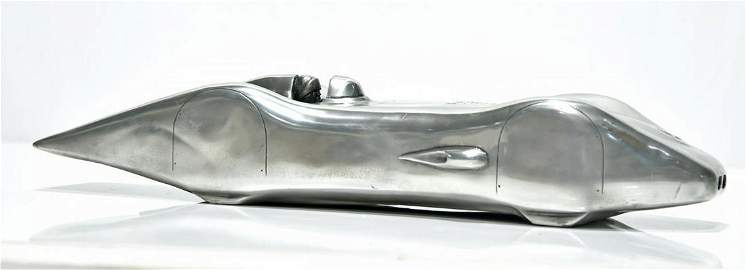 Limited Edition #1021 of 3000 1938 Mercedes-Benz W125
