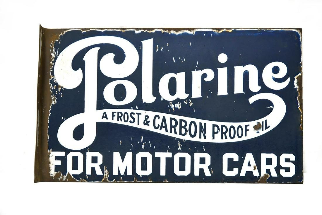 Polarine Frost & Carbon Proof Oil For Motor Cars DS