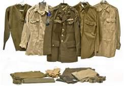 Original WWII US Army Uniforms