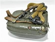 Original WWII U.S. Military Breathing Apparatus