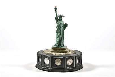 The Walking Liberty Half Dollar Sculpture Collecton
