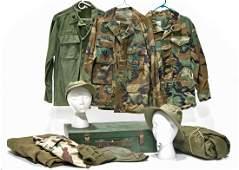 Original Cold War Military Uniforms