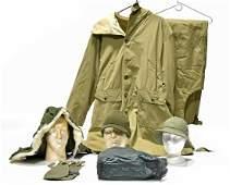 Original US Army Uniform Apparel