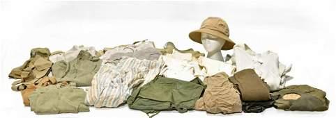 Original WWII U.S. Army Uniforms