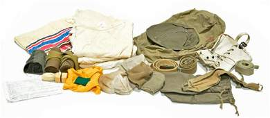 Original U.S. Military Kit