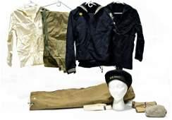 Original WWII U.S. Navy Uniforms