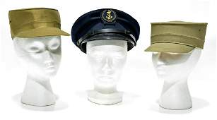 Original WWII U.S. Hats