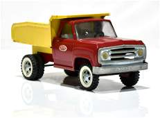 Tonka Pressed Steel Toy Dump Truck