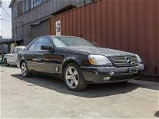 1994 Mercedes-Benz 500S Coupe
