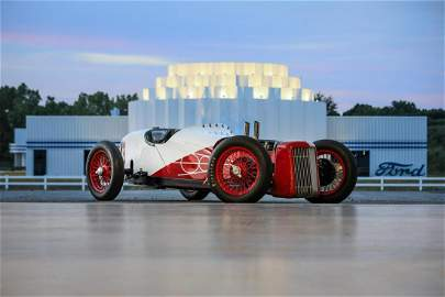 1935 Ford Miller Indy Tribute