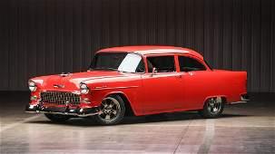 1955 Chevrolet One-Fifty Bel Air RestoMod