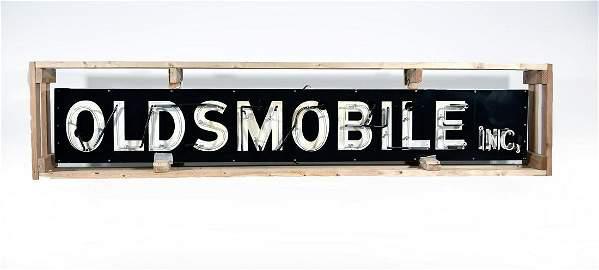 Large Oldsmobile Inc. Automobile Dealership SSP