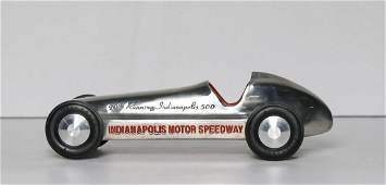 Solid Stainless-Steel Indianapolis 500 90th Anniversary