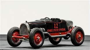 Jones Stutz Special Boattail Racer 1/8th Scale Model