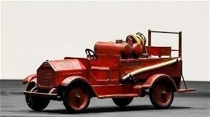 Sturditoy American LaFrance Pumper Fire Engine