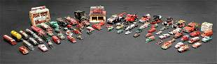 Large Collection of Texaco Toy Trucks, Cars, Trains,