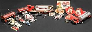 Large Assortment of Texaco Promotional Items