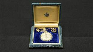 Packard-Earle C. Anthony Presentation Gold Watch by
