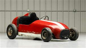 1950s Quarter Midget Racing Car
