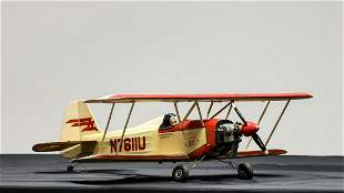Smith/Simpson Mini-Plane DSA-1 Large Radio-Controlled