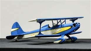 Acro Sport I Biplane Radio-Controlled Flying Model