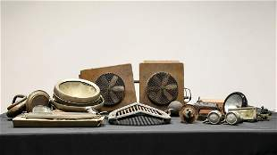 Miscellaneous Automotive Parts, Light Bulbs, etc.