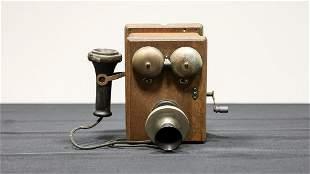 Kellogg Hotel Room/Office Phone 1910s-1920s