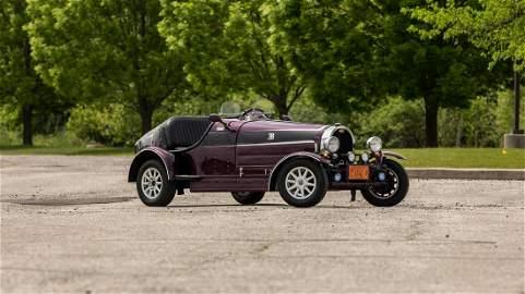 1935 Bugatti Type 35 VW Replica
