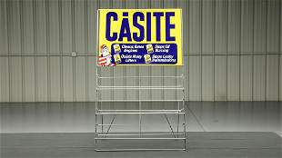1950s NOS Casite Display Rack with Box