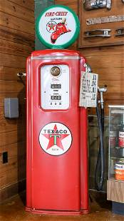 Tokheim-Texaco Gas Pump