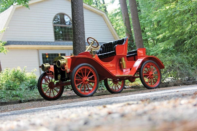 1: 1907 Ford Model S Roadster