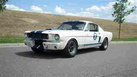 50: 1966 Shelby GT350 Race Car
