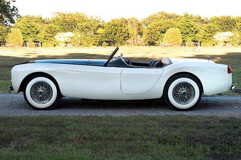 109: 1953 Woodill Wildfire Series II Roadster