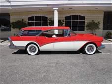 111: 1957 Buick  Caballero Estate Wagon