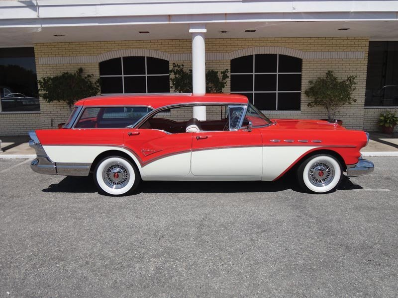 111: 1957 Buick  Caballero Estate Wagon