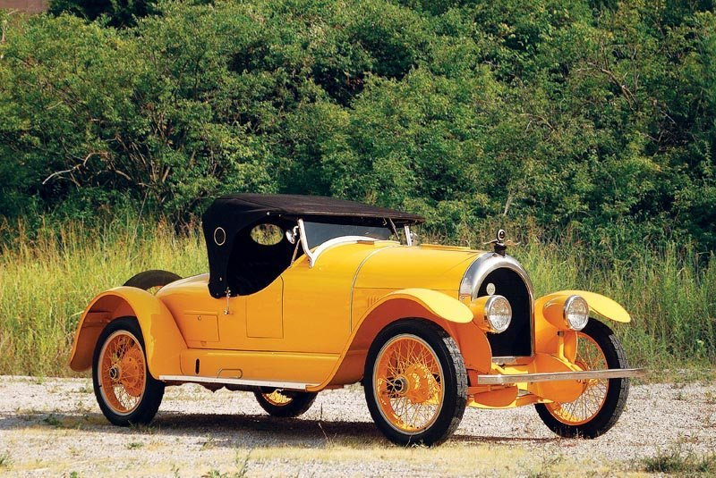 "121: 1920 Kissel Model 45 ""Gold Bug"" Speedster"