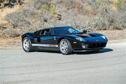 2005 Ford GT (One private owner)