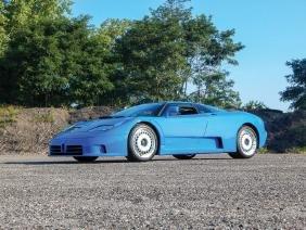 1995 Bugatti Eb110 (single Owner)