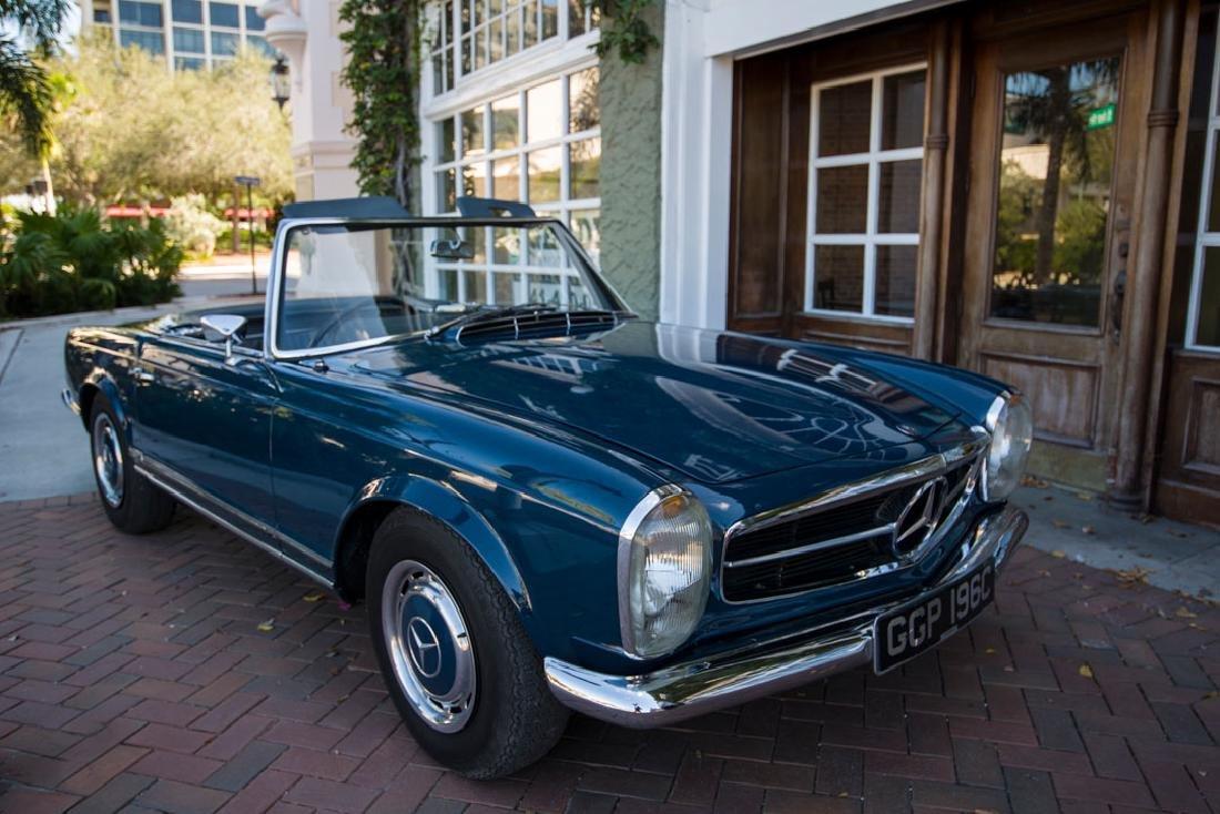 1965 Mercedes-Benz 230SL Roadster *JOHN LENNON*