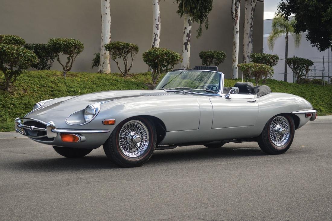 1970 Jaguar XKE Series II OTS (No Reserve)