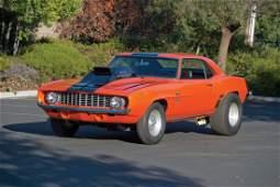 1969 Chevrolet Camaro Baldwin-Motion Phase III