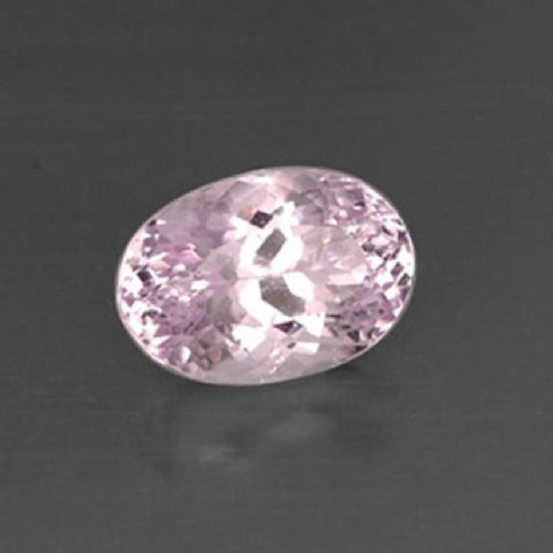 Genuine Pink Amethyst Oval 21.31Ct 20.2x15.8x11.1mm - 2