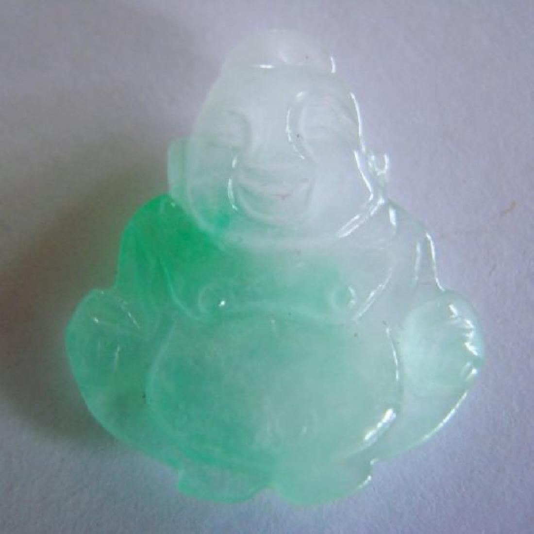 Natural Chinese  Jade Buddha Figurine Pendants B