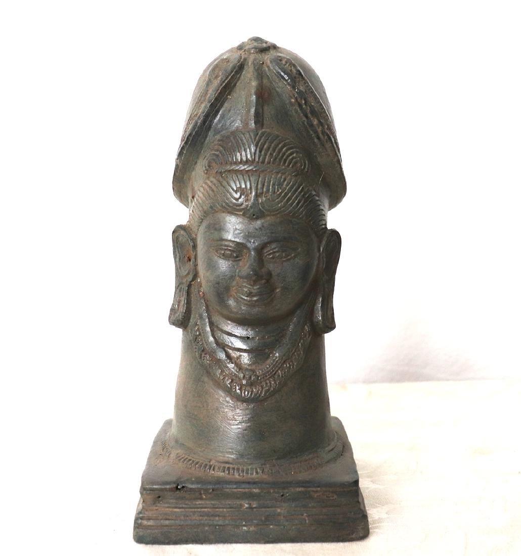 Takrut Mangorn Paya Nakarach Sacred Brass Statue 10th C